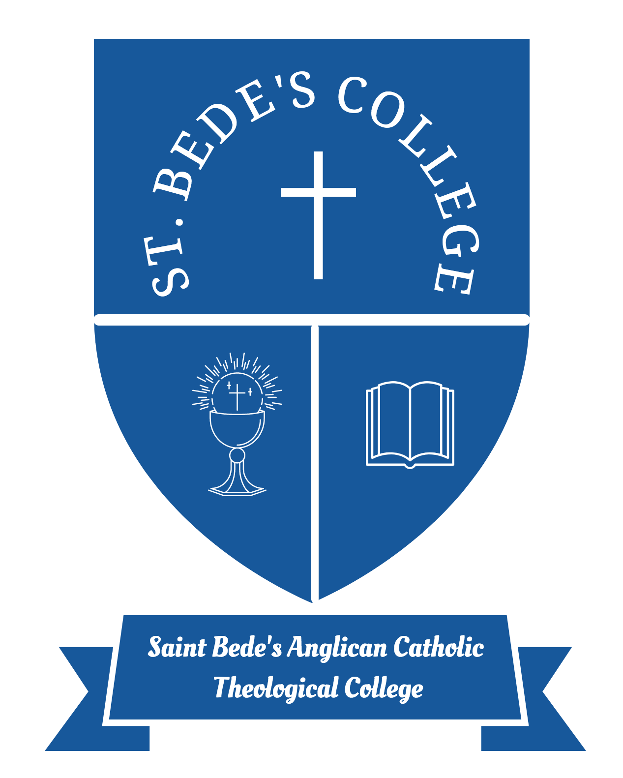 St. Bede's Anglican Catholic Theological College logo